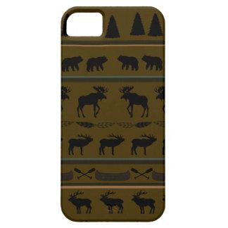 Kabinen-Decken-Entwurf durch Leslie Harlow iPhone 5 Schutzhülle