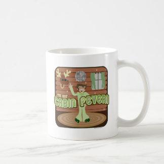 Kabinen-Fieber! Kaffeetasse