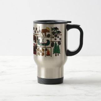 Kabinen-Fieber - Sehnsucht für das Häuschen Tee Tassen