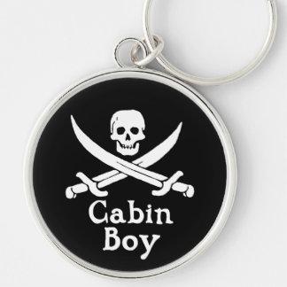 Kabinen-Junge Keychain Schlüsselanhänger