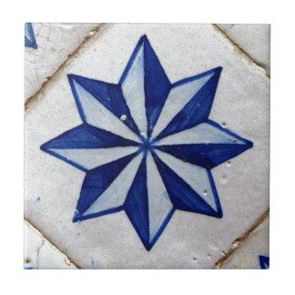 Kacheln, Portuguese Tiles, Kleine Quadratische Fliese