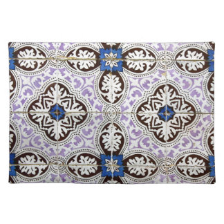 Kacheln, Portuguese Tiles, Tischset