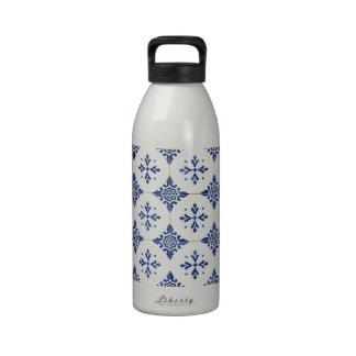 Kacheln Wiederverwendbare Wasserflasche
