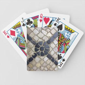 Kacheln von Lissabon Spielkarten