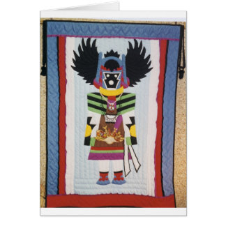 Kachinka--Schwarze Ohren Karte