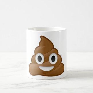 Kacken Sie emoji Kaffeetasse