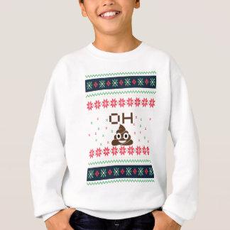 Kacken Sie emoji Sweatshirt