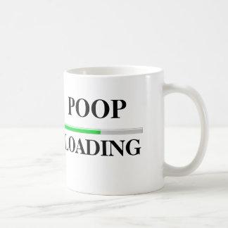 Kacken Sie Laden Kaffeetasse