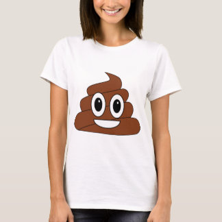 Kacken Sie smiley T-Shirt