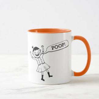 Kacken Sie Tasse