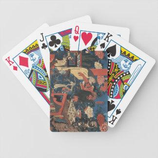 Kada Schleifstein O kezurite kan'u yakizu O ryōji  Pokerkarten