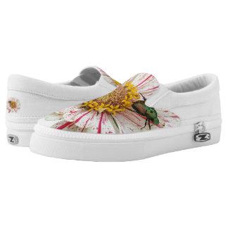 Käfer-Blume Slip-On Sneaker
