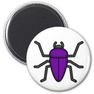 Käfer-runder Standardmagnet Runder Magnet 5,7 Cm