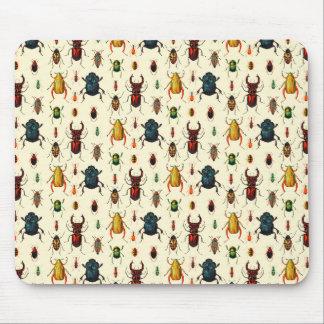 Käfer-Vielzahl Mousepad