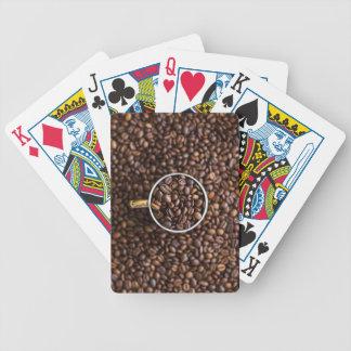 Kaffee Bicycle Spielkarten