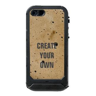 Kaffee-Blasen schaffen Ihre Selbst Incipio ATLAS ID™ iPhone 5 Hülle
