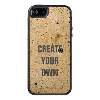 Kaffee-Blasen schaffen Ihre Selbst OtterBox iPhone 5/5s/SE Hülle