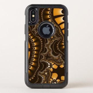 Kaffee Brown mischen iPhone X Kasten wieder OtterBox Commuter iPhone X Hülle