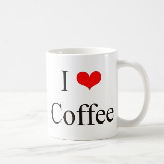 Kaffee der Liebe I Kaffeetasse