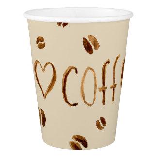 Kaffee der Liebe I Pappbecher