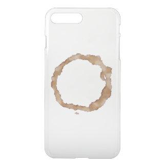Kaffee-Fleck-Muster iPhone 8 Plus/7 Plus Hülle