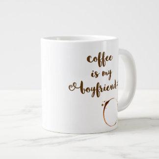 Kaffee ist mein Freund - riesige Tasse Extragroße Tassen