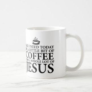 Kaffee-Jesus-Tasse
