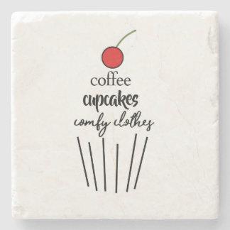 Coffee, Cupcakes, Comfy Clothes