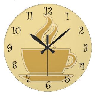 Kaffee-Küchen-Wanduhren Wanduhren