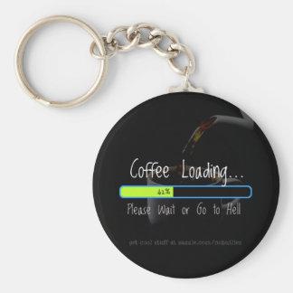 Kaffee-Laden… Schlüsselanhänger