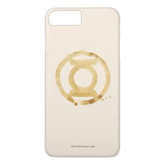 Kaffee-Laternensymbol iPhone 8 Plus/7 Plus Hülle