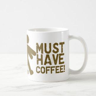Kaffee-Liebhaber Kaffeetasse