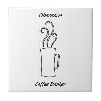 Kaffee-Liebhaber Keramikfliese