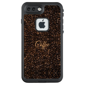 Kaffee LifeProof FRÄ' iPhone 8 Plus/7 Plus Hülle