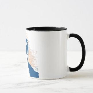 Kaffee mit François Truffaut Tasse