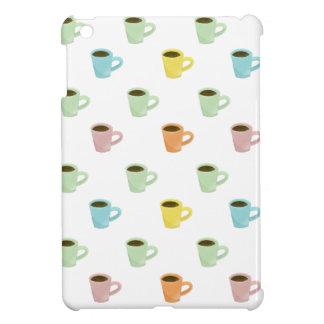 Kaffee-Muster iPad Mini Hülle