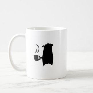 Kaffee-Otter Kaffeetasse