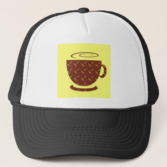 Kaffee Pause Truckerkappe