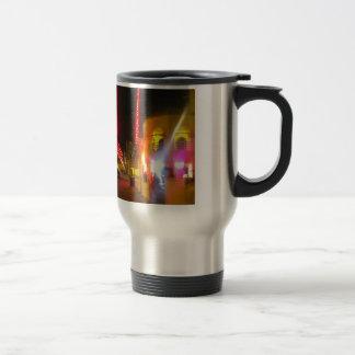 Kaffee-Reise-Tasse Daytona Beach Florida Edelstahl Thermotasse
