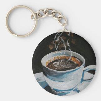 Kaffee Schlüsselanhänger
