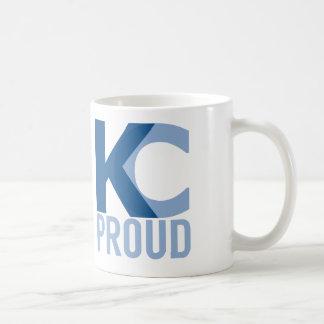 Kaffee schmeckt mit einer Umhüllung von kc-Stolz Kaffeetasse