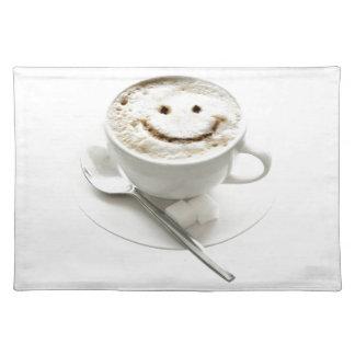Kaffee-smiley Tischset