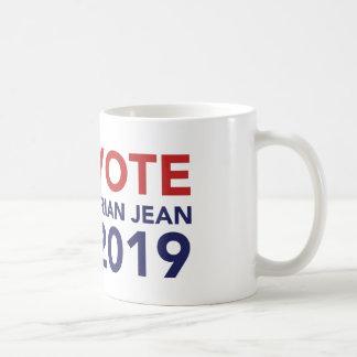 Kaffee-Tasse Abstimmungs-Brians Jean Kaffeetasse