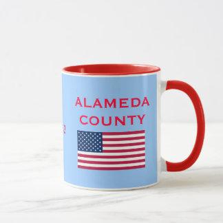 Kaffee-Tasse Alameda County Kalifornien Tasse