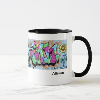 Kaffee-Tasse: Allison Tasse