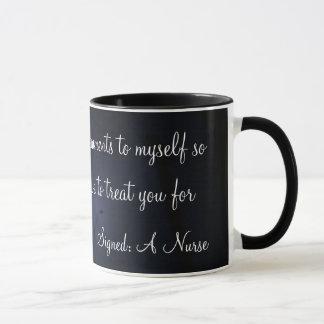 Kaffee-Tasse - behandelt für Schock Tasse