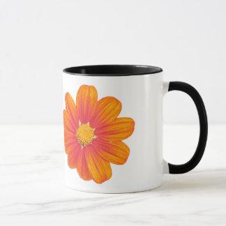 Kaffee-Tasse der mexikanischen Sonnenblume Tasse