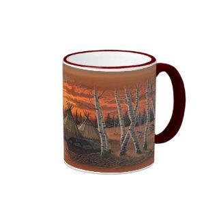 Kaffee-Tasse des indischen Sommers