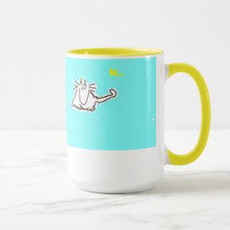 Kaffee-Tasse des Kitty-II Tasse