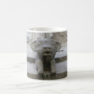 Kaffee-Tasse des Wasserspeier-Entwurfs-#2 Kaffeetasse